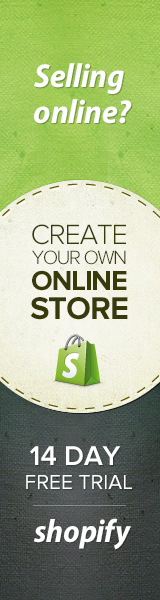 Create your own online store with Shopify